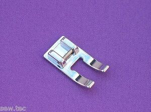 OPEN TOE EMBROIDERY FOOT 5MM SNAP ON COMPATIBLE WITH BROTHER TOYOTA MACHINES