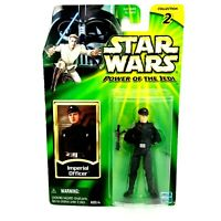 Star Wars Power Of The Jedi Imperial Officer Collection 2 Hasbro NEW