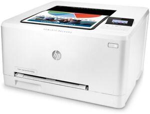 HP Color Laserjet Pro M252dw M252 A4 Duplex Wireless USB Desktop + Warranty