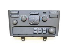 VOLVO S80 2003 RHD HEATER CLIMATE CONTROL SWITCH PANEL 8691875