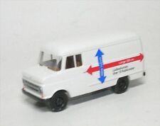 Opel Blitz Box B - lademaße