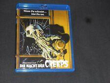 Die Nacht der Creeps [Blu-ray] Director's Cut