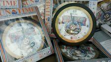 Clock NASCAR Fan Apparel & Souvenirs