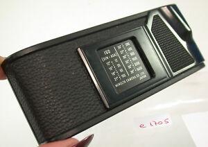 Original MINOLTA X-700 Gehäuse Kamera Rückwand Body Camera Back Door e1705/8
