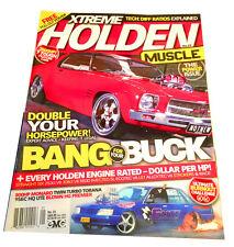 Extreme / Xtreme Holdens Magazine - No 23 - Monaro, Torana, HQ Ute, HG Premier