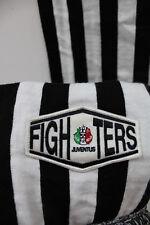 sciarpa calcio scarf schal bufanda echarpe ULTRAS FIGHTERS JUVENTUS