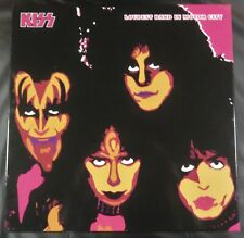 Kiss - The Loudest Band in Motor City Box Set - 4LP Pic Discs, Posters, Photos