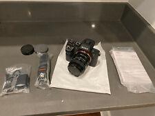 Sony Alpha A7 II 24.3MP Digital Camera - With Manual FD Lense