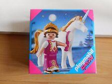 Playmobil Unicorn + Princess in Box (Playmobil nr: 4645)