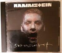 Sehnsuch by Rammstein (CD, Jan-1998, Slash)
