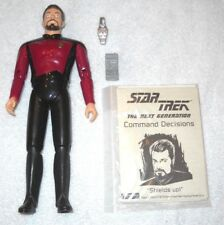 Commander William Riker - Star Trek: Space Talk Series - 100% complete