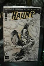 Haunt #1 1st Print Image Comics 2009 McFarlane Kirkman Capullo Ottley 9.4