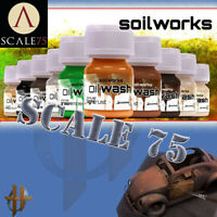 Scale 75 Soilworks Oil Wash All Colors Scalecolor Free Shipping on Orders $35+