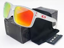 HolbrookA Sunglasses Polarized¹Oakley¹Matte White/Blue Mercury Iridium