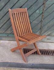 Beaufort Gartenstuhl Kinderstuhl Kinder Holz Stuhl Holzstuhl (2)