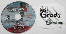 USED Uncharted 2 Among Thieves GOTY Edition PS3 (NTSC) (Disc Only)