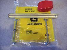 John Deere 110 112 210 212 214 216 Battery Hold Down Kit AM101500 NEW