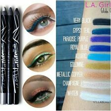 LA GIRL USA GEL GLIDE EYELINER PENCIL MADE IN GERMANY