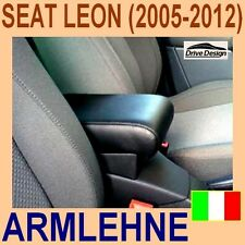 Seat Leon (2005-2012) - Mittelarmlehne - armrest  - accoudoir - made in Italy -@