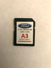 2013 Ford Escape Flex Fusion Taurus F150 Navigation SD CARD Map Version A3 OEM