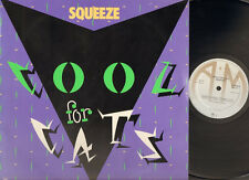 SQUEEZE Cool For Cats LP 1979 Jools Holland
