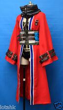 Final Fantasy X Auron Female Vesrion Cosplay Costume Custom Made