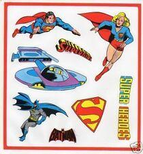 ★ ADESIVI SUPERMAN - BATMAN #5