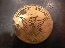 alt medaille luftfahrt verpoort bellange bronze 1976