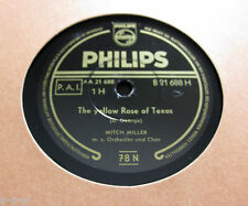 Nice Price: Mitch Miller - The Yellow Rose Of Texas / Blackberry Winter (1172)