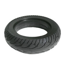 Black 10*2.5 Solid Tire 10 Inch For Electric Scooter Folding E-bike Widened Tyre