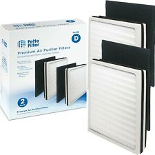 Filter Set Compatible with Idylis Air Purifiers Type D