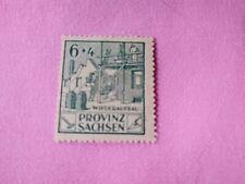 STAMPS - TIMBRE - POSTZEGELS - DUITSLAND SACHSEN 1946  NR. 87A *  (D149)
