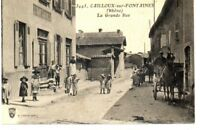 (S-99276) FRANCE - 69 - CAILLOUX SUR FONTAINES CPA