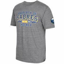 Buffalo Sabres NHL Eishockey Proberty of Sabres CCM T-Shirt Size Large