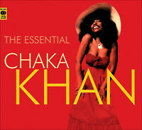 CHAKA KHAN  * 33 Greatest Hits * NEW 2-CD Box Set * All Original Versions