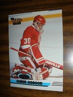 1993-94 Stadium Club #350 Chris Osgood Dertroit Red Wings Rookie NrMt