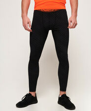 Superdry Mens Active Reflective Leggings