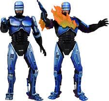 """ROBOCOP - 7"""" Flamethrower / Rocket Launcher Series 2 Action Figure Set (2) #NEW"""