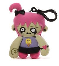 "NWT Gund Gunderground Zombie Sweetness 4"" Plush Clip On Toy"