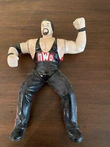 Kevin Nash Action Figure 1997 WCW NWO wrestling Figure vtg vintage diesel