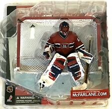 Jose Theodore Series1 2001 McFarlane Montreal Canadiens Goalie Figure-Brand New!