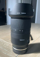 Tamron A036 28-75mm f/2.8 Di III RXD Lens for Sony...MINT CONDITION used 1 Time.