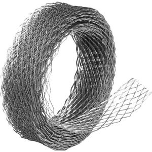 NEW Galvanised Reinforcement Coil 20m 63mm Each