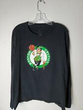 Mens Boston Celtics Long Sleeve T Shirt Large NBA Fanatics  Irving 11