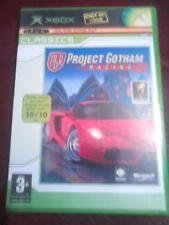 Project Gotham Racing 2 (Microsoft Xbox, 2003) - European Version