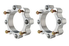 "Raptor 700 660  1.5""  Wheel Spacers  Front Pair add 3"" width   Alba Racing 4/156"