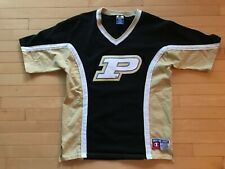 Purdue Boilermakers 90s Vtg Champion Shooting Shirt Sz M Mens Jersey Basketball
