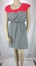 City Chic Dress Size 14 (XS) Nautical Smart Casual