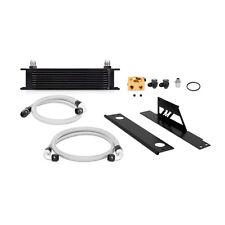 MISHIMOTO THERMOSTATIC Oil Cooler Kit FOR Subaru WRX/STI 2001–2005 BLACK