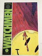 Watchmen 1, Dc 1986, 1st Dr. Manhattan